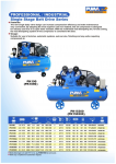Chuyên Cung Cấp và phân phối Máy nén khí Puma, Đài Loan, Trung Quốc