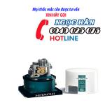 Máy bơm tăng áp Hitachi WM-P150GX2-SPV-WH giá rẻ tại TP.HCM