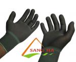 Găng tay phòng sạch thun xám giá rẻ HCM