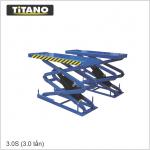 cầu nâng kiểu xếp Titano 3.0S
