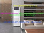 Phân phối và lắp đặt Máy lạnh tủ đứng Daikin đặt sàn thổi trực tiếp và nối ống gió giá rẻ nhất
