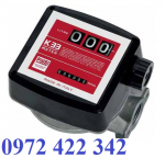 Đồng hồ đo lưu lượng Piusi K33