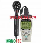 Máy đo tốc độ gió, lưu lượng & nhiệt độ