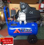 Máy bơm hơi mini 3HP YTJC-BM-0.138A dung tích 24L loại có dầu