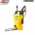 Máy rửa xe gia đình mini Karcher Basic giá rẻ