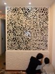 Vách ngăn trang trí nội thất