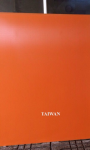 Tấm nhựa Bakelite Đài loan/ Phíp cam cách điện
