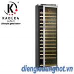 TỦ ƯỚP RƯỢU KADEKA KSJ-168EW ( 168CHAI)