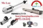 Novotechnik PN: 025330. Model: TLH-0750