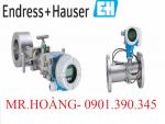 Bộ đo lưu lượng dạng siêu âm Endress Hauser