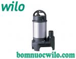 Máy bơm chìm Wilo PD-A751Q chất liệu nhôm điện áp 380V
