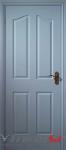 Cửa gỗ giá rẻ, cửa gỗ HDF sơn