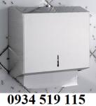Hộp đựng giấy vệ sinh hình chữ nhật, hình tròn, bằng nhựa, inox, giá rẻ
