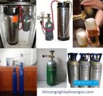 Bán bình,đổi khí Co2 sạch cho bia hơi,bia tươi,nước giải khát tại hóc môn,quận 12,gò vấp,tphcm