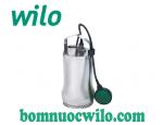 Máy bơm chìm nước sạch Wilo PD-S300EA thân Inox