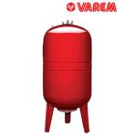 Cấu tạo bình tích áp Aquasystem và bình áp lực Varem