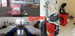 Những thiết bị chăm sóc lốp xe ô tô dùng trong các Garage
