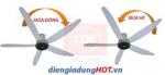 Các sản phẩm của quạt trần giá rẻ nhất KDK