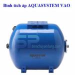 Bình tích áp Aquasystem chính hãng