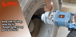 Spro- Súng xiết bu lông, súng mở ốc chuyên dùng trong gara sửa chửa