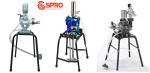 Spro-Máy bơm màng sơn hoạt động bằng khí nén giá rẻ
