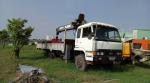 Cần tiền bán gấp xe tải cẩu 8 tấn