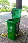 Bán thùng rác nhựa 120L