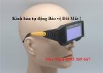 Kính hàn điện tử Y200A giúp Bảo vệ Đôi Mắt