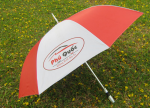 Tiết kiệm chi phí quảng cáo với ô dù