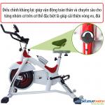 Xe đạp tập thể dục spin bike