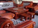+01 Bộ Bàn Ghế Phòng Khách gỗ đinh hương đẹp B270