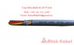 Cáp điều khiển Altek Kabel 6G0.75mm2 chống nhiễu