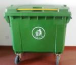 Xe gom rác 660l giá rẻ nhất, thùng rác công cộng