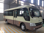 Đại lý bán xe khách Hyundai County Đồng vàng