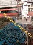 Gia công cắt CNC máy tia nước