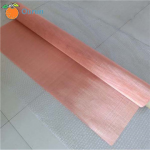 EMI and Rfi Shielding Mesh Use Copper Mesh