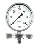 Đồng hồ áp suất có màng