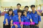 Áo đoàn thanh niên tình nguyện Hòa Thịnh 12