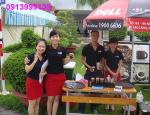 Áo thun đồng phục nhà hàng Hòa Thịnh 16