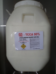 TCCA 90%, CHLORIN 90% BỘT HẠT TRUNG QUỐC