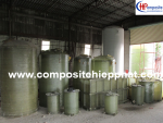bồn nhựa composite xử lý nước thải