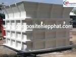 Bồn nhựa composite chứa nước