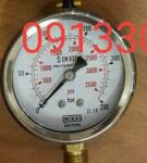 đồng hồ thủy lực wika