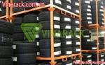 Pallet xếp chồng để lốp xe