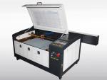 Máy laser 6040 chuyên khắc phi kim, tinh tế, hiệu quả