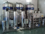Dây chuyền lọc nước tinh khiết đóng bình 1200l/h