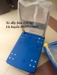 Xe đẩy bàn,thùng nhựa,pallet LH 0989517903