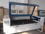 máy laser 1610 - 2 đầu chuyên khắc phi kim giá 70 triệu
