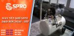 Spro-Máy nén khí mini không dầu chuyên dùng trong nha khoa