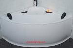 Cách lựa chọn kích cỡ bồn  tắm góc hợp lý